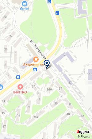 Altumpsy на карте Новосибирска