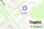 Схема проезда до компании Исток в Новосибирске