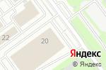 Схема проезда до компании ROBUSTA в Новосибирске