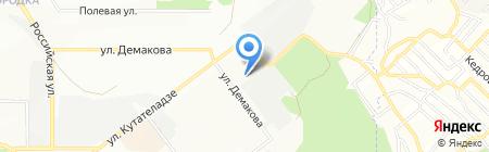 Строим Дом на карте Новосибирска