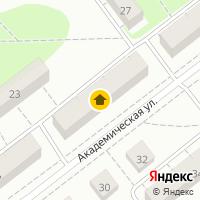 Световой день по адресу Россия, Новосибирская область, Новосибирск, Академическая, 25