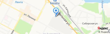 МедФарм на карте Бердска