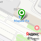 Местоположение компании Мария-РА