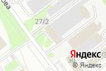 Схема проезда до компании Академ-Недвижимость в Новосибирске