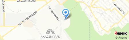 ССТ-Сервис на карте Новосибирска