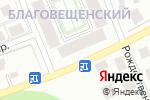 Схема проезда до компании Клумба в Новосибирске