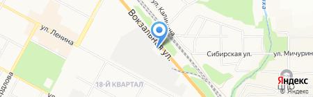Наряды для окон на карте Бердска