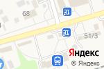 Схема проезда до компании Магазин бытовой химии и автомасел в Мочище