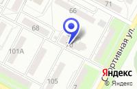 Схема проезда до компании МАГАЗИН ПРОДУКТЫ в Бердске