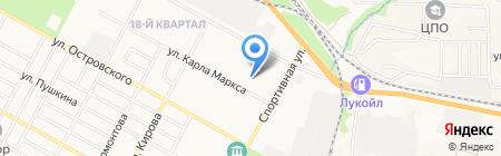 Best на карте Бердска