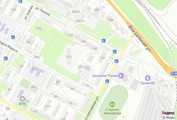 жилой комплекс Ленина 124