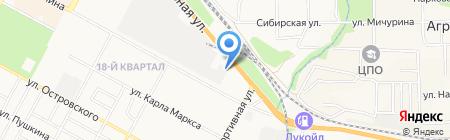 ПеноПласт на карте Бердска