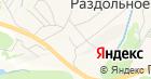 Раздольненская средняя общеобразовательная школа №19 на карте