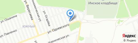 Сибмаркет на карте Новосибирска