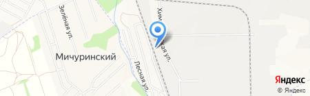 Термосиб на карте Бердска