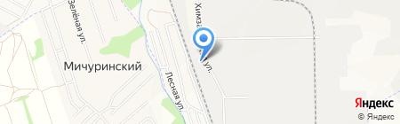 Хэппи-милк на карте Бердска