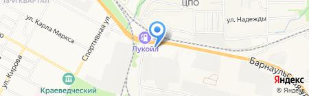 Газ Детали Машин на карте Бердска