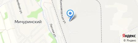 БинКорм на карте Бердска