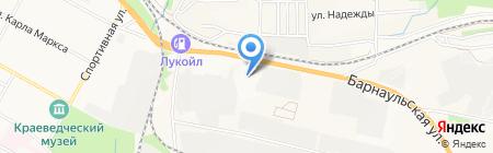 Новосибирский региональный центр недвижимости на карте Бердска