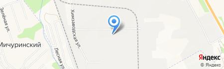 ГМЗ Агат на карте Бердска