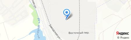 Промышленная сетевая компания на карте Бердска