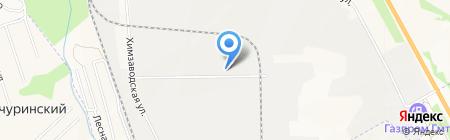 Квенбергер Логистикс Рус на карте Бердска