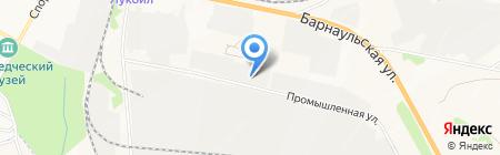 Автосервис на карте Бердска