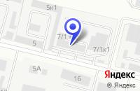 Схема проезда до компании ТОРГОВО-ТРАНСПОРТНОЕ ПРЕДПРИЯТИЕ АЛЬТАИР в Бердске