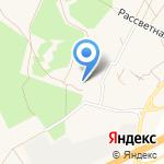 БЛИК-НСК на карте Октябрьского