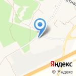 Магазин мяса на карте Октябрьского