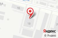 Схема проезда до компании Амета в Бердске