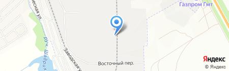 Сейн Тех Лаб на карте Бердска