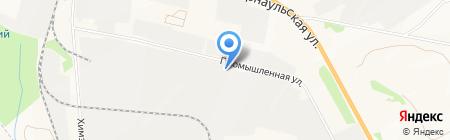 Ливна на карте Бердска