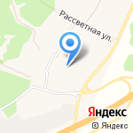 Светлячок на карте Октябрьского