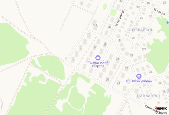 жилой комплекс Французский квартал