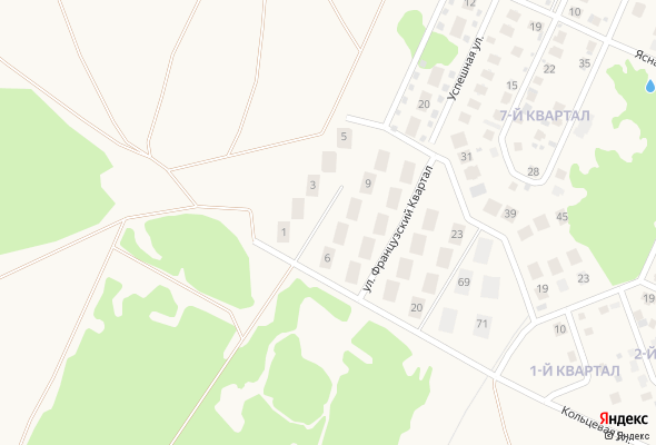 ЖК Французский квартал