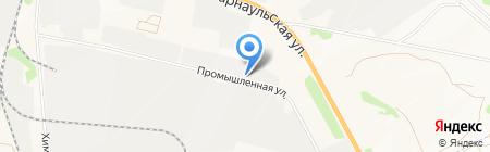 Торгшина на карте Бердска