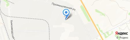 НОТИС на карте Бердска