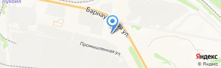 220 V на карте Бердска