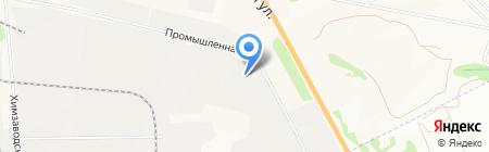 Компания по ремонту спецтехники на карте Бердска