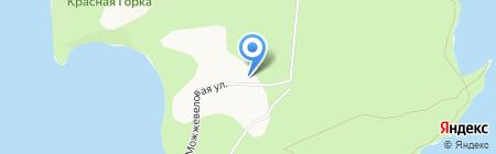 Гринвич Плюс на карте Бердска