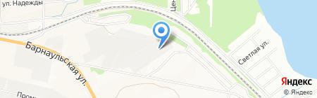 Живой Дом на карте Бердска