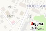 Схема проезда до компании Фасад, МКП в Кольцово