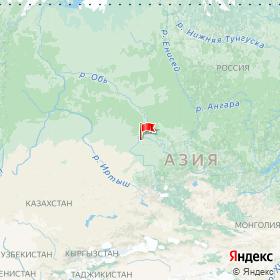 Weather station sunny dolina in Novolugovskoy selsovet, Novosibirsk Region, Russia
