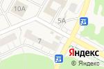 Схема проезда до компании Хозяюшка в Кольцово