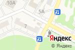 Схема проезда до компании Экспресс-оплата в Кольцово