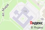 Схема проезда до компании Кольцовская школа №5 с углубленным изучением английского языка, МБОУ в Кольцово