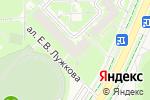 Схема проезда до компании Стадион-Кольцово, МБУ в Кольцово