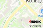 Схема проезда до компании Банкомат, Сбербанк, ПАО в Кольцово