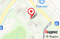 Схема проезда до компании Амануара в Кольцово